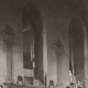 Tarnopol - interior of synagogue 1917 (3)